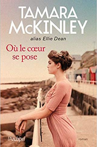 A paraître: Où le coeur se pose de Tamara Mckinley