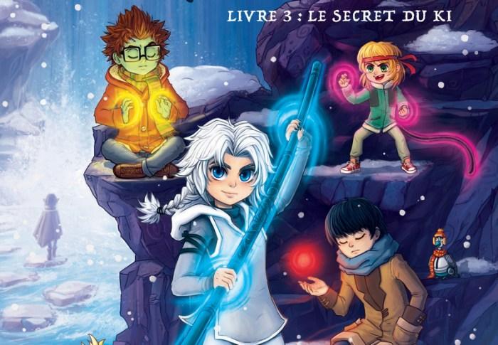 Les Chevaliers des Gringoles tome 3: Le secret du Ki d'Erwan JI