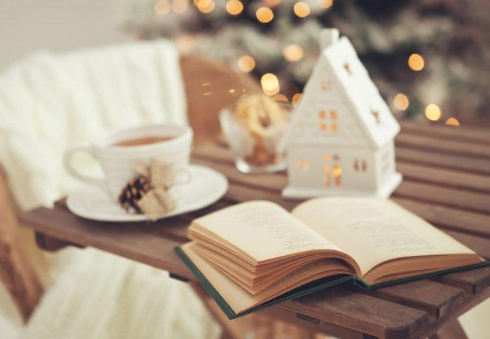 Semaine à lire de Noël 2018: C'est partiiiii!