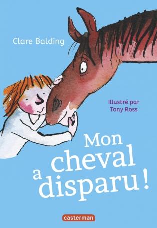 mon cheval a disparu