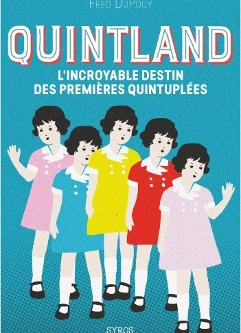 Quintland de Fred DEPOUY