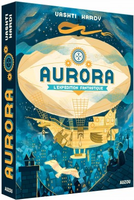 Aurora de Vashti HARDY