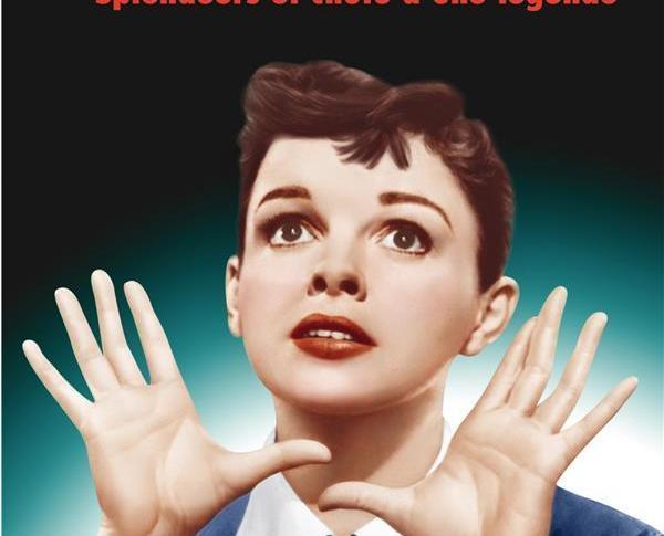 Judy Garland, splendeurs et chutes d'une légende de Bernard TESSIER