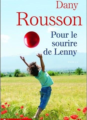 Pour le sourire de Lenny de Dany ROUSSON