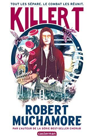 Killer T de Robert MUCHAMORE