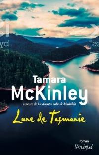 Lune de Tasmanie de Tamara McKINLEY