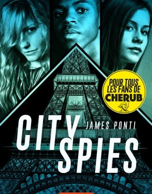 City spies de James PONTI