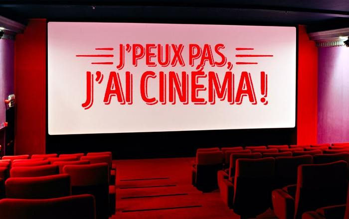 1, 2, 3, nous allons… au cinéma!