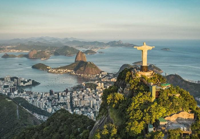 1, 2, 3, nous allons… visiter l'Amérique du Sud
