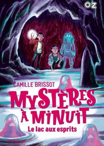 Le lac aux esprits de Camille Brissot