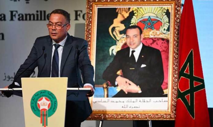 Le Matin – Fouzi Lejkaa exige que les contrats sportifs  soient passés avec la société anonyme sportive