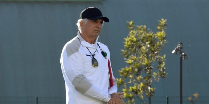 Mondial 2022: Halilhodzic s'exprime avant le match Maroc-Soudan