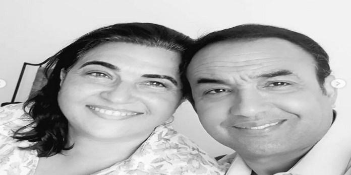 Le message émouvant de Rachid El Ouali à sa femme (PHOTO)