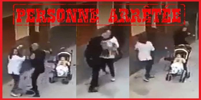 Salé: la vidéo de l'agression d'une femme avec son bébé provoque la colère des internautes