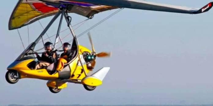 France: le crash d'un planeur ultra-léger motorisé fait deux morts