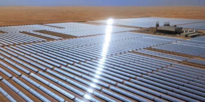 Centrale solaire d'Erfoud: les premiers essais achevés avec succès