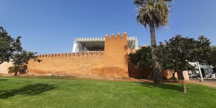 Démolition d'une partie de la muraille jouxtant Rabat-Ville: ce qu'il en est vraiment
