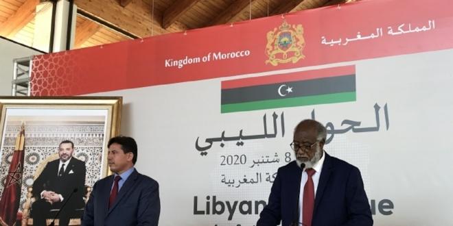 Rabat: les délégations du dialogue inter-libyen lancent un appel