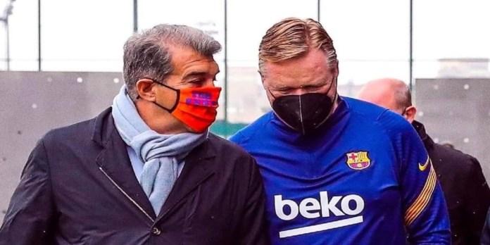 Barça: clap de fin pour Koeman ? Laporta tranche