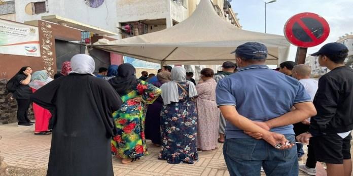 Centres de vaccination fermés le week-end: les Marocains en colère
