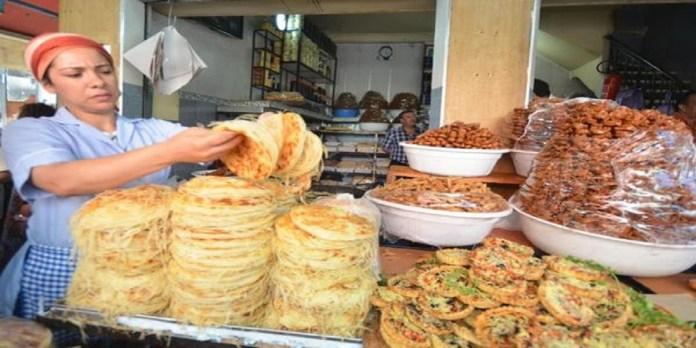Maroc: grogne à cause de la hausse des prix du «mssemen» (PHOTO)