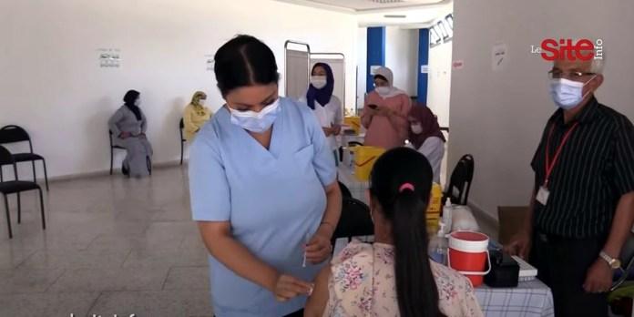 Maroc: l'opération de vaccination des élèves se poursuit