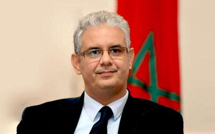 Qui est Nizar Baraka, Ministre de l'Equipement et de l'Eau?
