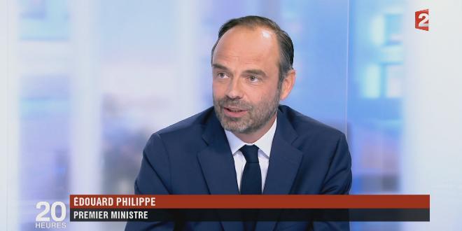 France: l'ancien PM Edouard Philippe crée un nouveau parti politique