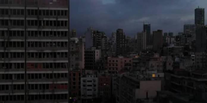 Le Liban plongé dans le noir total