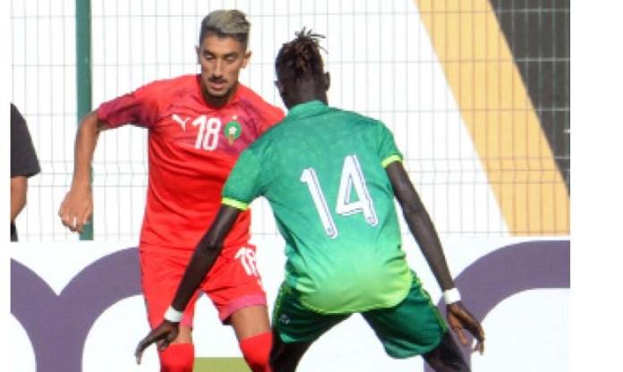 Le Matin – Match de préparation à la Coupe arabe : L'équipe nationale A' s'impose  face au Soudan du Sud