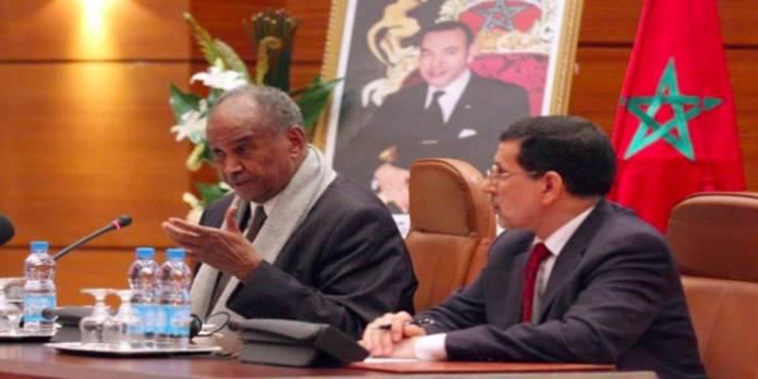 Condoléances du roi Mohammed VI à la famille de feu Ahmed Snoussi