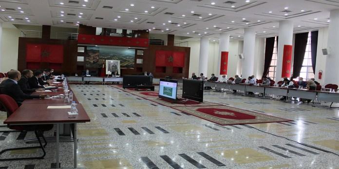 Beni Mellal: le wali préside une réunion consacrée à l'INDH