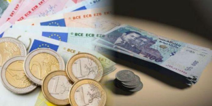 Le Dirham s'apprécie de 1,42% face à l'Euro