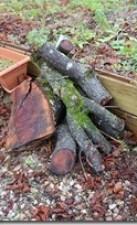Rondins de bois 2
