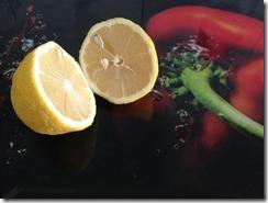Citron et fourmis