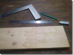 matériaux pour fabriquer un presse-motte