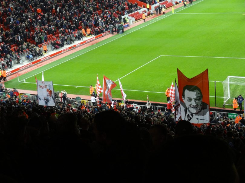 Liverpool - Stoke City pour le Boxing Day
