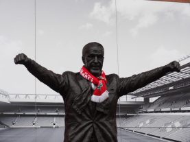 statue Bill Shankly