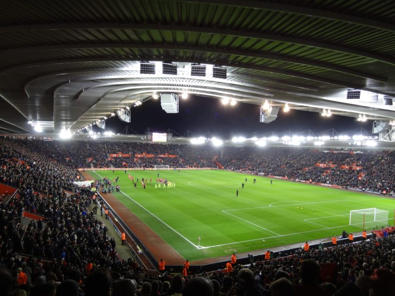 Southampton - Liverpool en Away: 1/2 League Cup