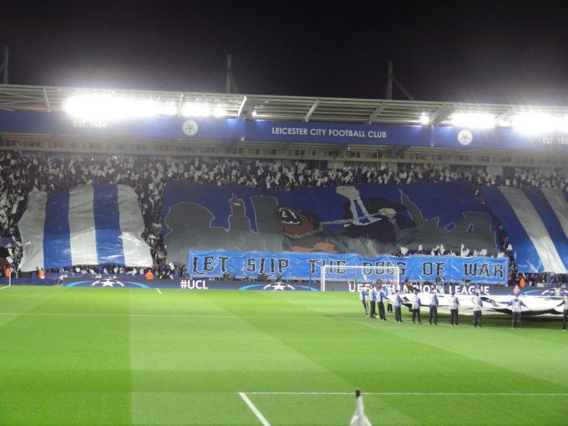 Leicester - Séville, 1/8ème retour de LdC