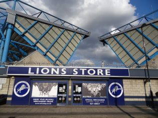 lions store millwall