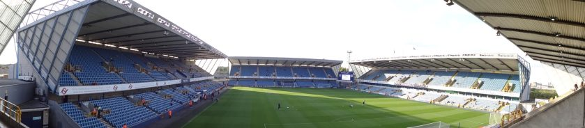 vue panoramique the den millwall