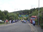 route vers stade d'huddersfield