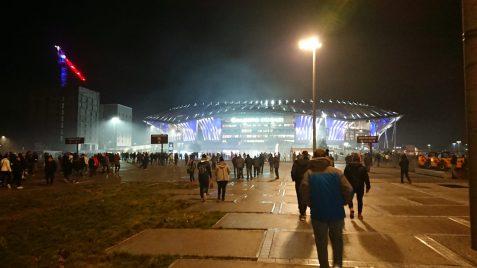 ol - om groupama stadium