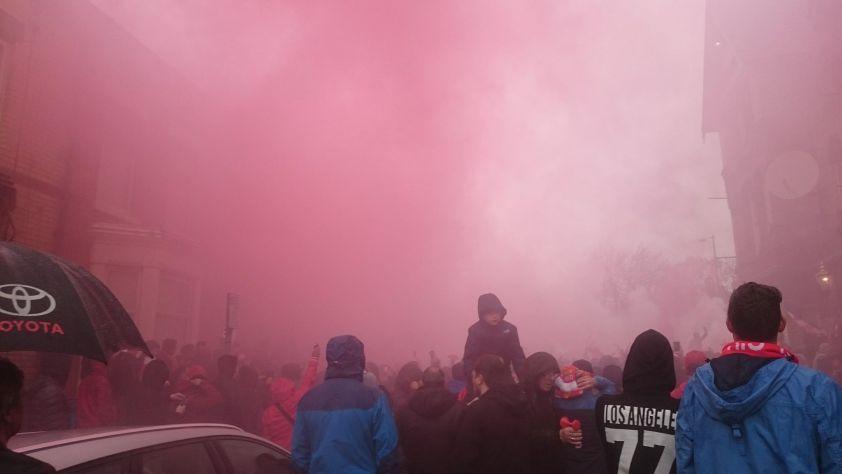 Liverpool - AS Roma: 1/2 Finale de LdC