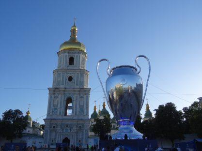 LdC géante à Kiev