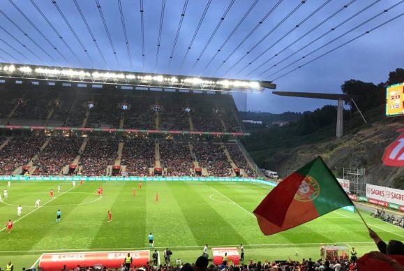 portugal - tunisie à braga
