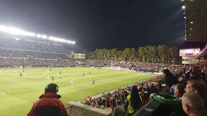 estadio vallecas du rayo vallecano vs fc barcelone