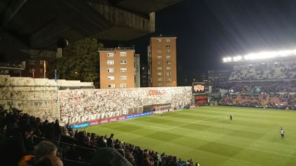 absence tribune rayo vallecano