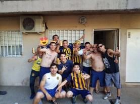 fans du Central en Argentine